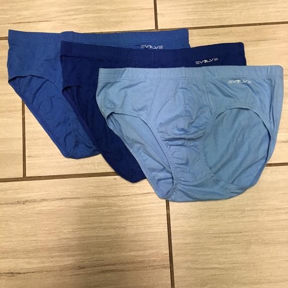 06f59350f081 Evolve Underwear & Socks | By 2xist Mens Cotton Bikini Brief Large ...